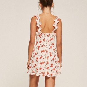 Reformation Dresses - Reformation Armadillo dress in Jubilee